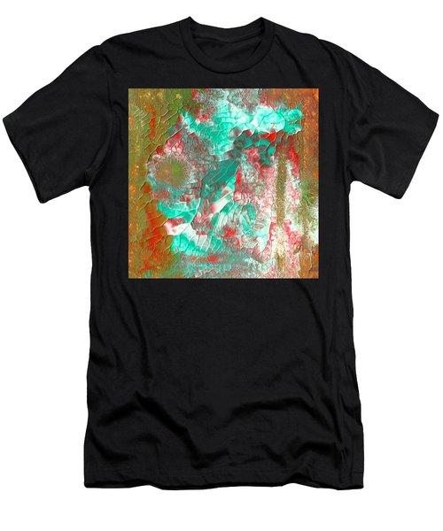 Cold Burn Men's T-Shirt (Athletic Fit)