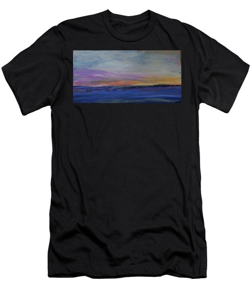 Cold Night Coming Soon Men's T-Shirt (Athletic Fit)