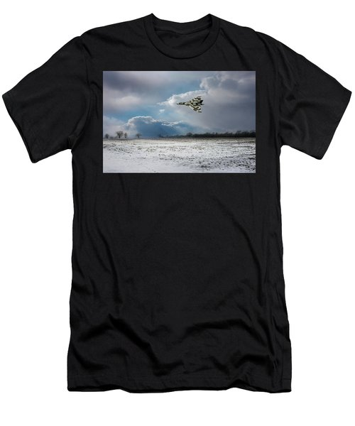 Men's T-Shirt (Athletic Fit) featuring the photograph Cold War Warrior by Gary Eason