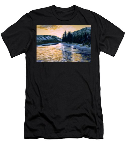 Cold Water Men's T-Shirt (Athletic Fit)