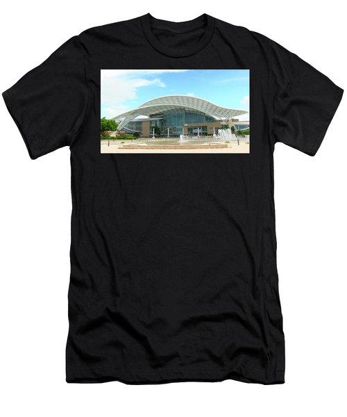 Coliseum In San Juan, Puerto Rico Men's T-Shirt (Athletic Fit)