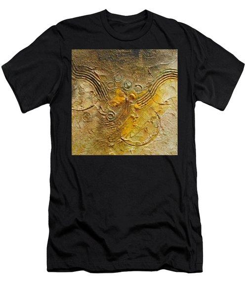 Colliding Worlds Men's T-Shirt (Athletic Fit)