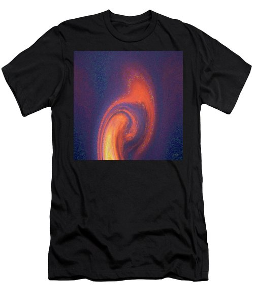 Color Abstraction Xlii Men's T-Shirt (Athletic Fit)
