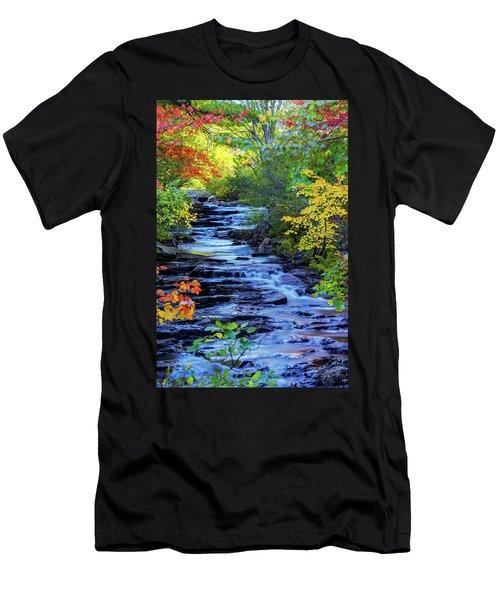 Color Alley Men's T-Shirt (Athletic Fit)