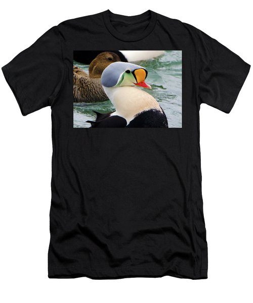 Men's T-Shirt (Slim Fit) featuring the photograph Color For Days by Stephen Flint
