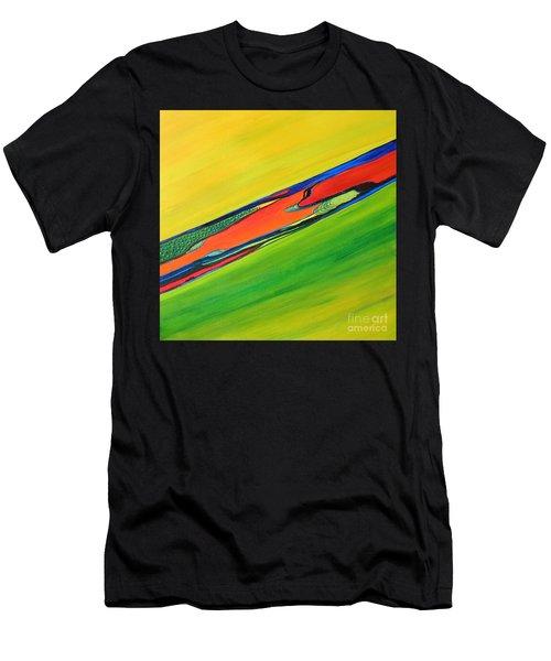 Color I Men's T-Shirt (Athletic Fit)