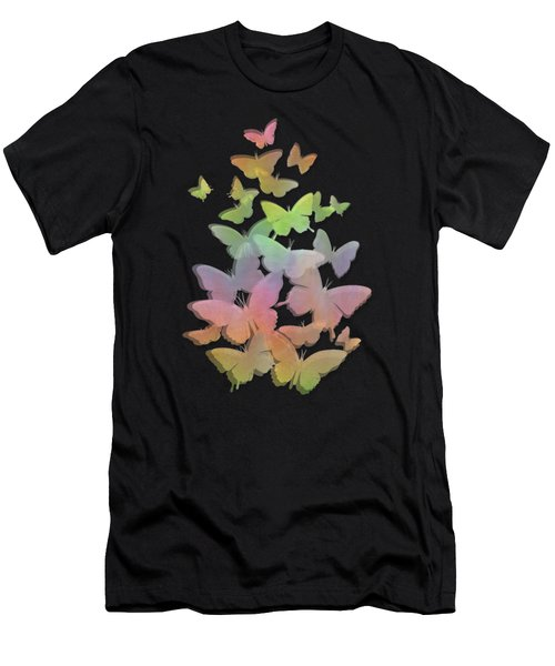 Color In Motion Men's T-Shirt (Athletic Fit)