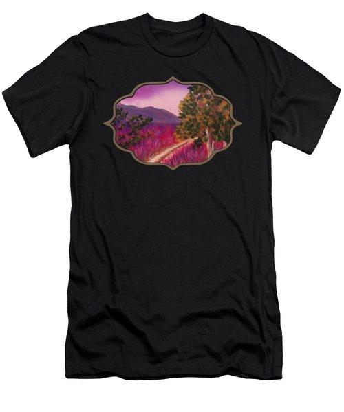 Color It Purple Men's T-Shirt (Athletic Fit)