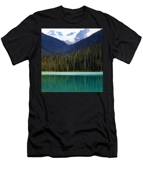 Lower Joffre Lake Men's T-Shirt (Athletic Fit)