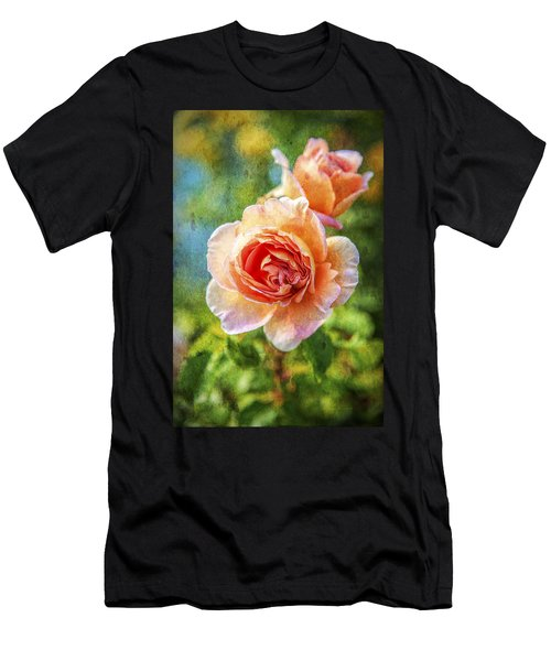 Color Of The Rose Men's T-Shirt (Athletic Fit)