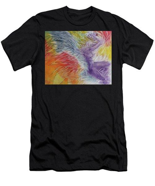 Color Spirit Men's T-Shirt (Athletic Fit)
