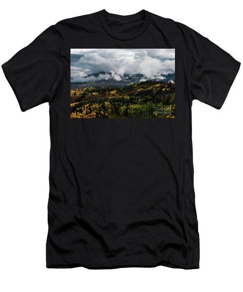 Colorado - 0239 Men's T-Shirt (Athletic Fit)