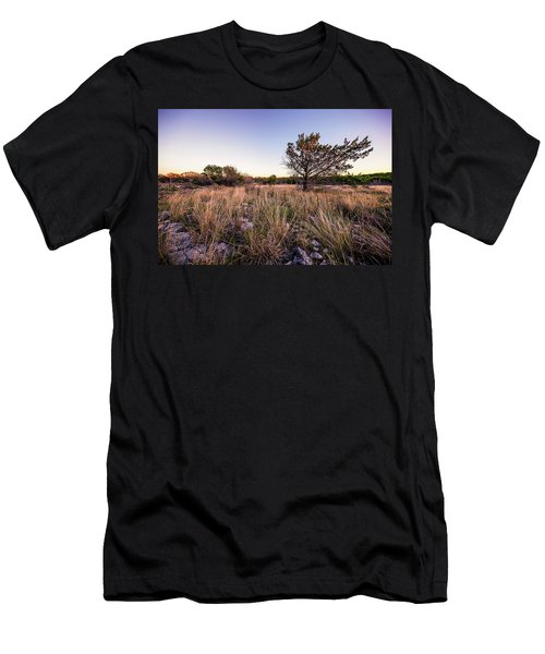 Colorado Bend State Park Gorman Falls Trail #2 Men's T-Shirt (Athletic Fit)