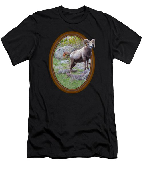 Colorado Bighorn Men's T-Shirt (Athletic Fit)