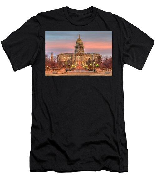 Colorado Capital Men's T-Shirt (Athletic Fit)