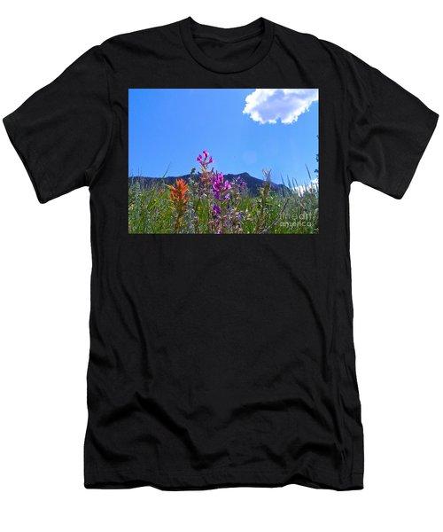 Colorado Colors Men's T-Shirt (Athletic Fit)