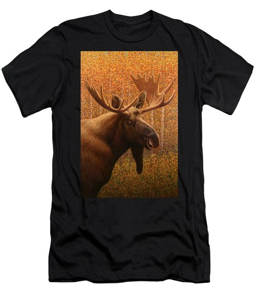 Colorado Moose Men's T-Shirt (Athletic Fit)