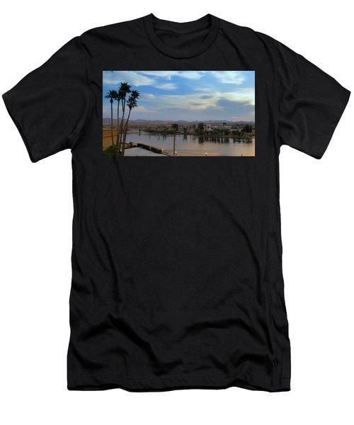 Colorado River View Men's T-Shirt (Athletic Fit)