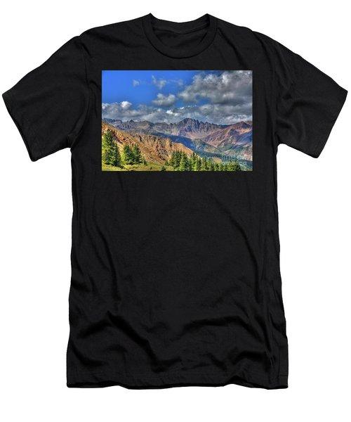 Colorado Rocky Mountains Men's T-Shirt (Athletic Fit)