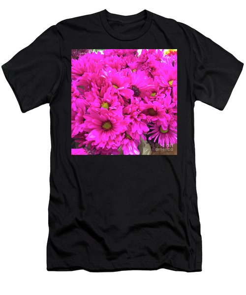 Colorful Mornings Men's T-Shirt (Athletic Fit)