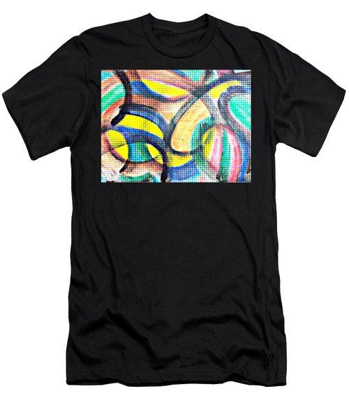 Colorful Soul Men's T-Shirt (Athletic Fit)