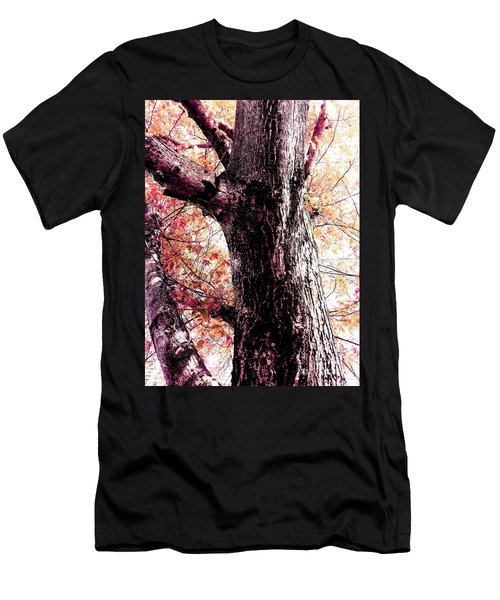 Colors And Texture  Men's T-Shirt (Athletic Fit)