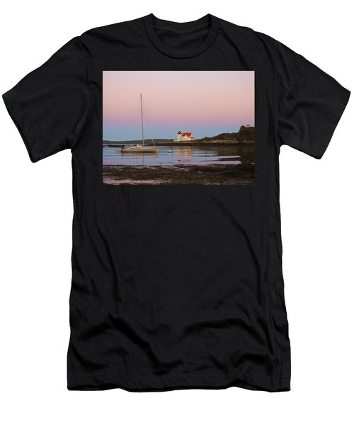 Colors Of Morning Men's T-Shirt (Athletic Fit)