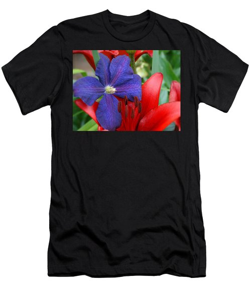 Colors Of Summer Men's T-Shirt (Athletic Fit)