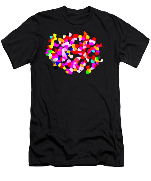 Colors Of The Wind Men's T-Shirt (Athletic Fit)
