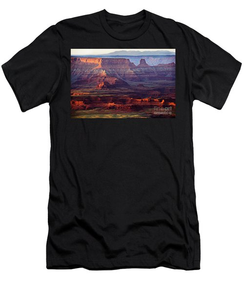 Colors Of Utah Men's T-Shirt (Athletic Fit)