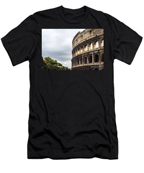 Colosseum Closeup Men's T-Shirt (Athletic Fit)