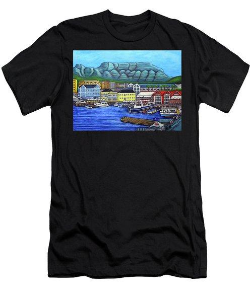 Colours Of Cape Town Men's T-Shirt (Athletic Fit)