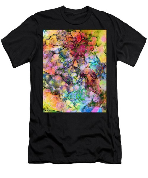 Colours - The Magic Of Life Men's T-Shirt (Athletic Fit)