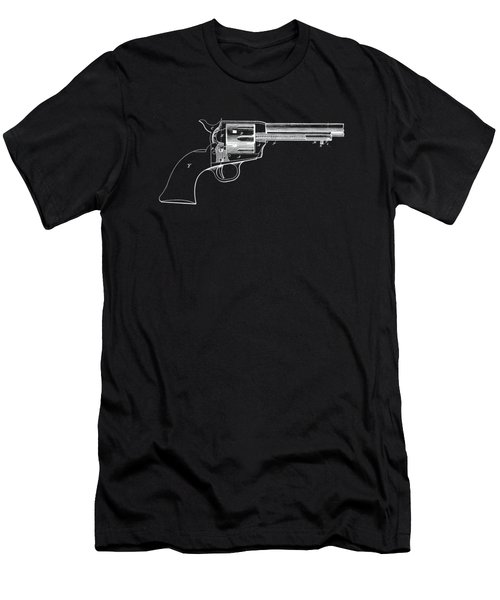 Colt Peacemaker Tee Men's T-Shirt (Athletic Fit)