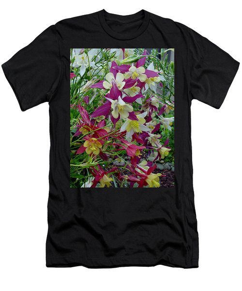 Columbine Men's T-Shirt (Athletic Fit)