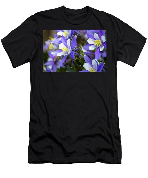 Columbines Men's T-Shirt (Athletic Fit)