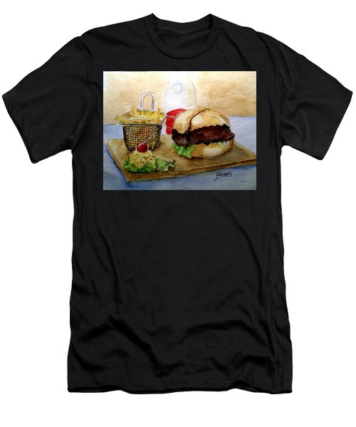 Come And Get It Dinner Is Ready Men's T-Shirt (Athletic Fit)