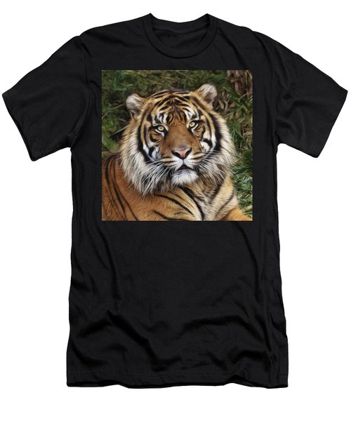 Come Pet Me Men's T-Shirt (Athletic Fit)