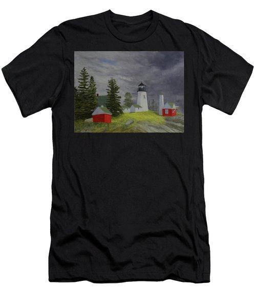 Coming Storm Men's T-Shirt (Athletic Fit)