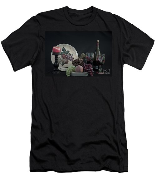 Coming To Life Men's T-Shirt (Slim Fit) by Sherry Hallemeier