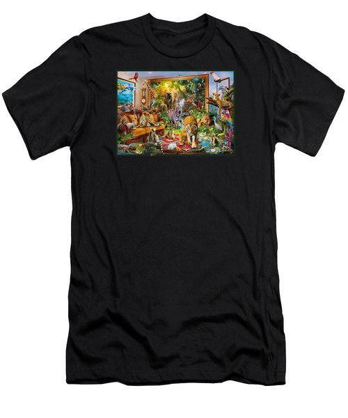 Coming To Room Men's T-Shirt (Athletic Fit)