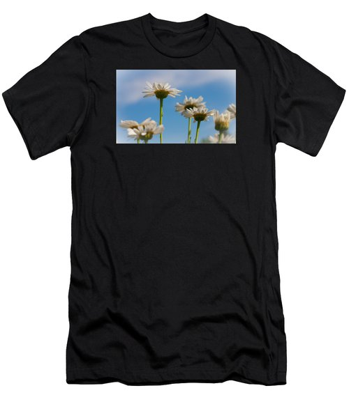 Coming Up Daisies Men's T-Shirt (Athletic Fit)