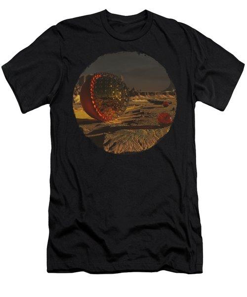 Communication Men's T-Shirt (Athletic Fit)