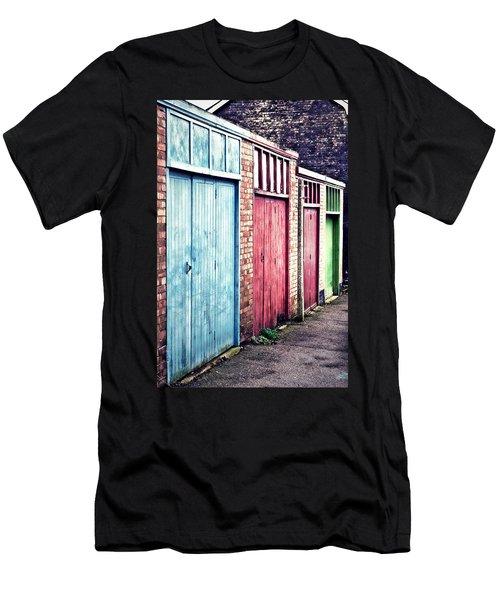 Community Vibrance Men's T-Shirt (Athletic Fit)