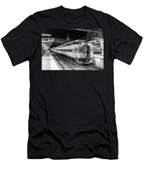 Commuter Rail Men's T-Shirt (Athletic Fit)