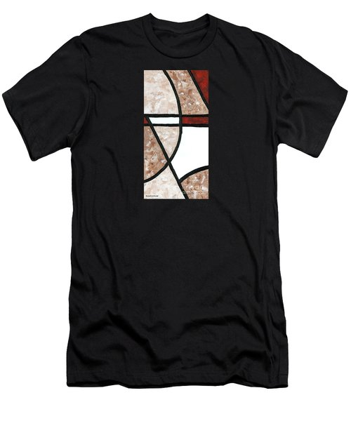 Compartments 2 Men's T-Shirt (Athletic Fit)