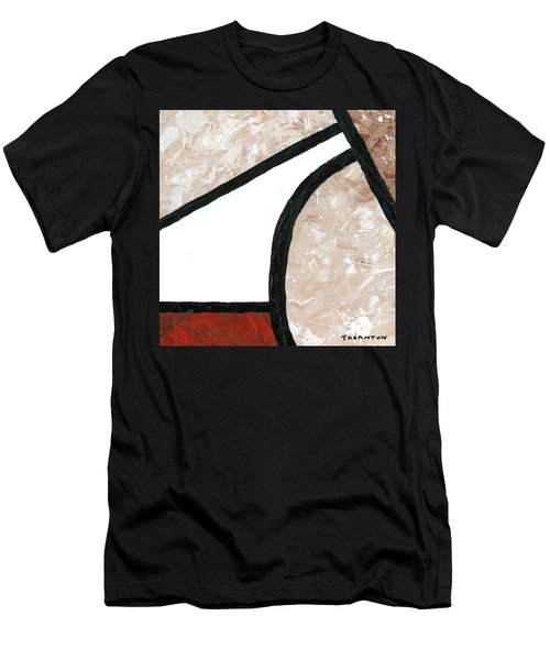 Compartments 5 Men's T-Shirt (Athletic Fit)