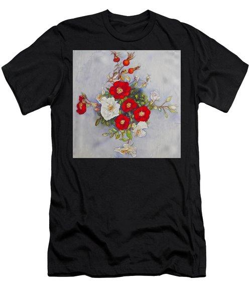 Compass Rose Men's T-Shirt (Athletic Fit)