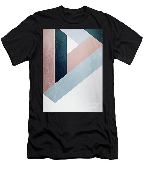 Complex Triangle Men's T-Shirt (Athletic Fit)