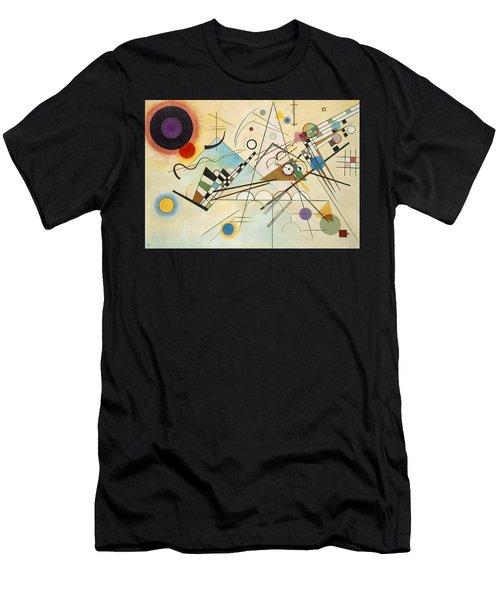 Composition Viii Men's T-Shirt (Athletic Fit)